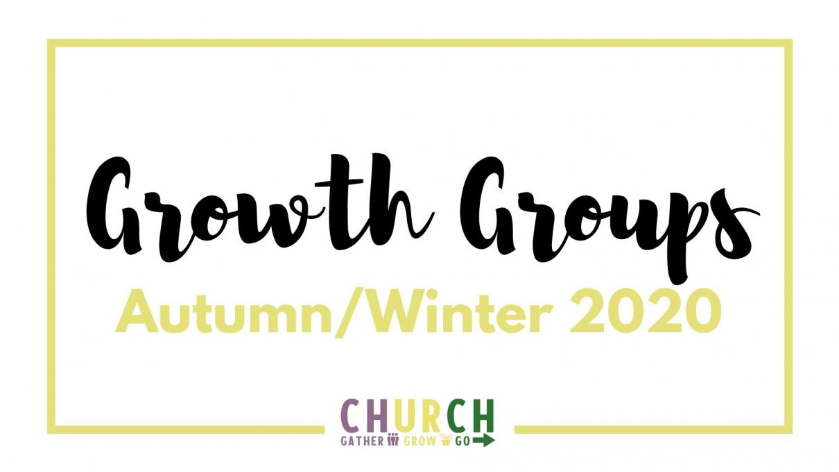 Growth Groups - Cover Image