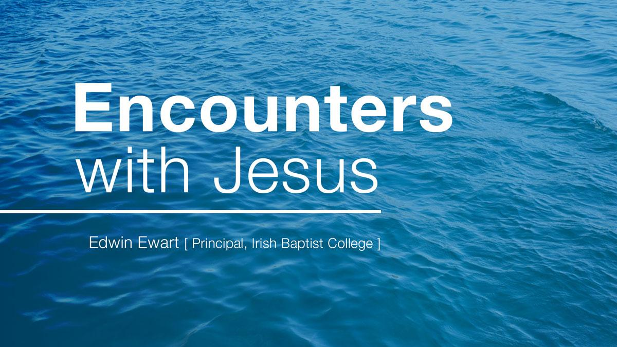 Encounters with Jesus - Cover Image