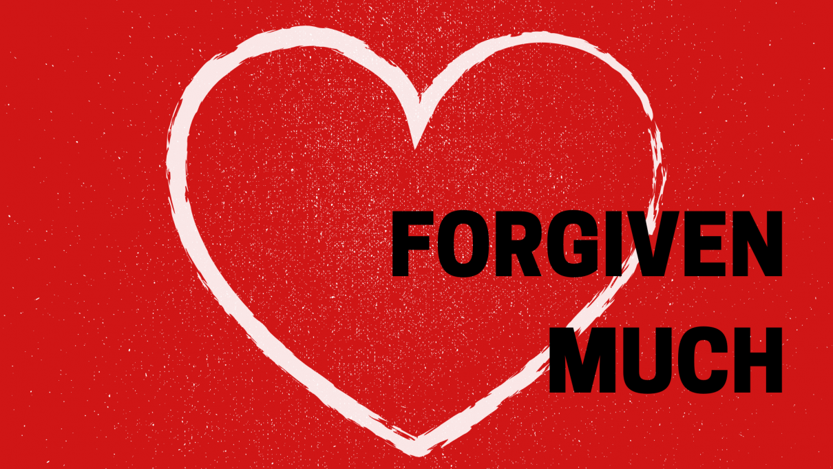 Forgiven Much - Cover Image