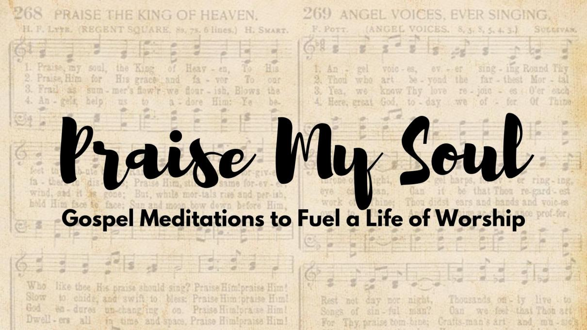 Praise My Soul - Cover Image