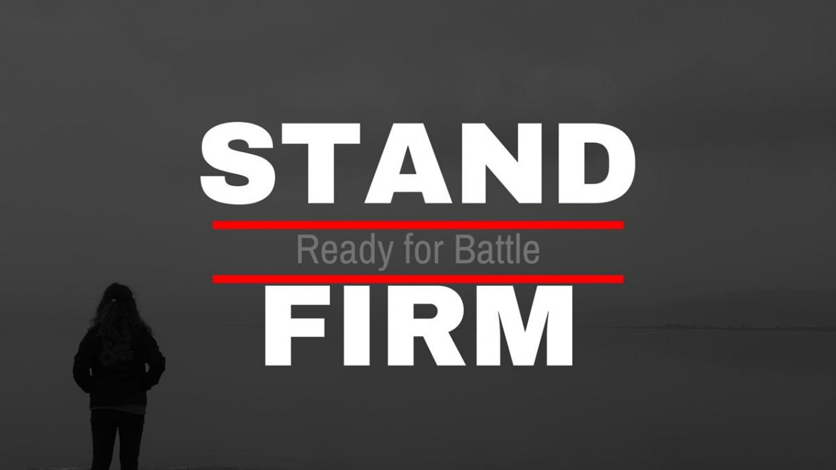 Stand Firm - Cover Image