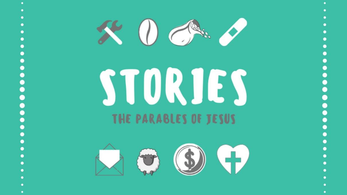 STORIES - The Parables of Jesus - Cover Image